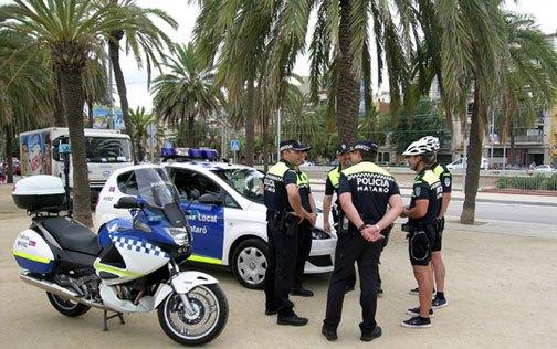 Curs per a oposicions de Guàrdia Urbana - Triangle Acadèmia Mataró